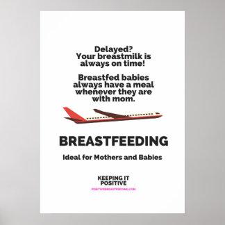 Poster do avião - mantendo o positivo