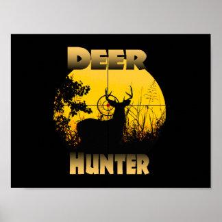 Poster do caçador dos cervos