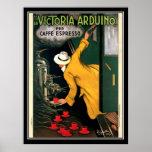 Poster do café do café cerca de 1922