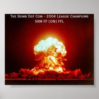 Poster do campeão de SRM 2004