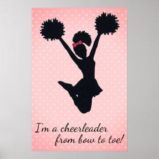 Poster do cheerleader