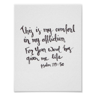Poster do conforto