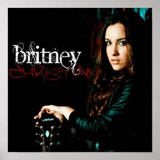 Poster do cristão de Britney