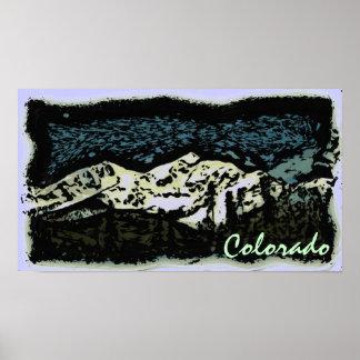 Poster do deco de Colorado