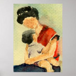 Poster do dia das mães pôster