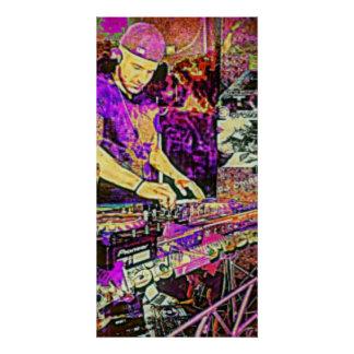 Poster do DJ Omar Poster Perfeito