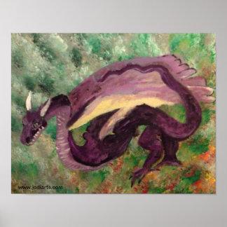 Poster do dragão