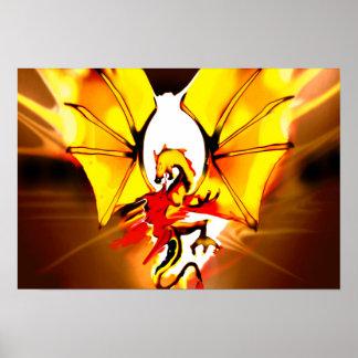 poster do dragão do ouro