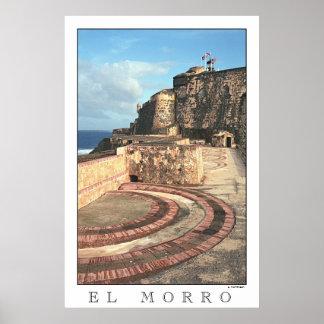 Poster do EL MORRO Puerto Rico