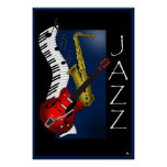 Poster do jazz