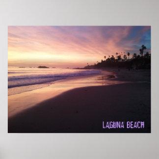 Poster do Laguna Beach Pôster