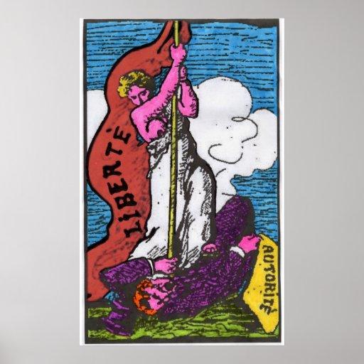 poster do liberte (liberdade)