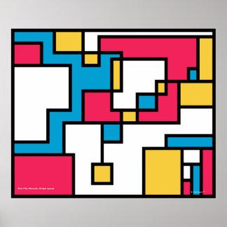 Poster do Pixel-Plasticism