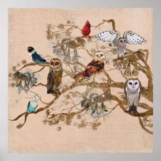 Poster do RAMO do BIRDS OF A FEATHER Pôster