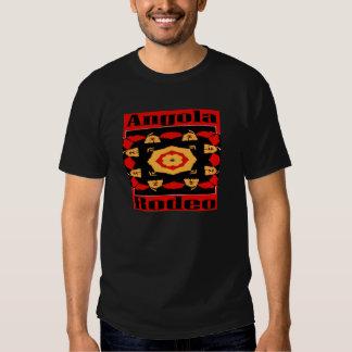 Poster do rodeio de Angola T-shirts