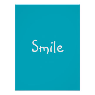 """Poster do """"sorriso"""""""