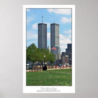 Poster do World Trade Center