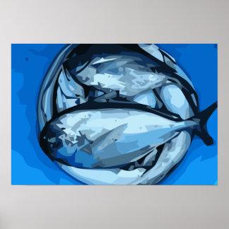 Poster Dois peixes