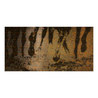 """Poster dos """"cavaleiro"""" (mosaico de todo o"""