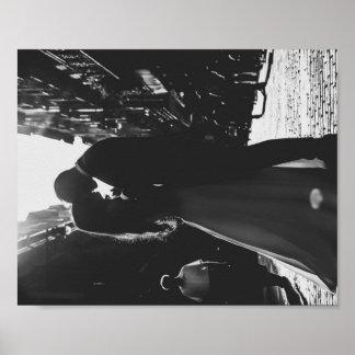 Pôster Esposa e marido românticos da imagem