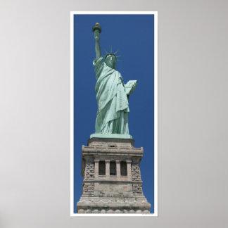 Pôster Estátua da liberdade/alta resolução
