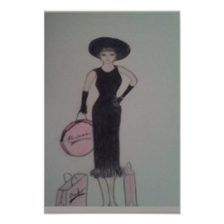 Poster Fashionista