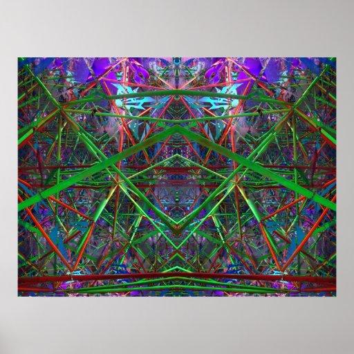 Poster Fibonacci Geometric Space