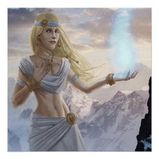 Pôster Freya