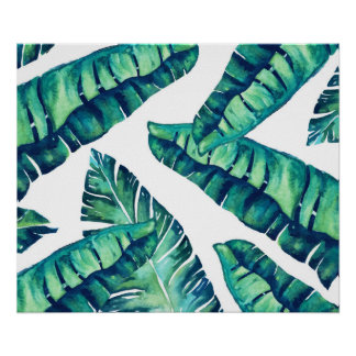 Poster Glam tropical 24x20