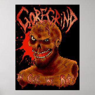 Poster Goregrind