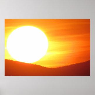 Poster grande de Sun