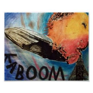 Poster Hindenburg Poster2