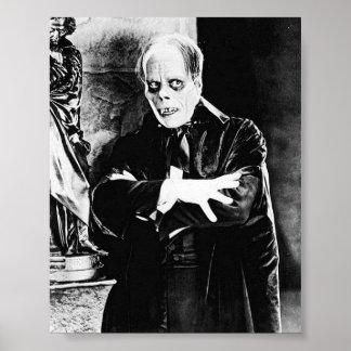 Pôster Imagem de Lon Cheney o Dia das Bruxas
