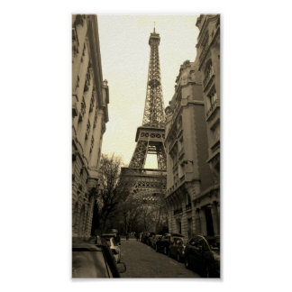 Poster Imagem de Paris