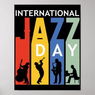 poster internacional do dia do jazz