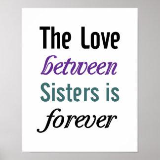 Poster Irmãs