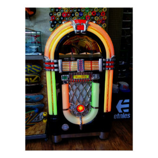 Pôster Jukebox