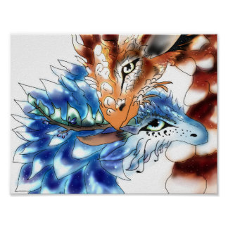 Poster Loving dos dragões Pôster