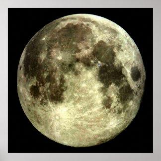 Pôster Lua cheia