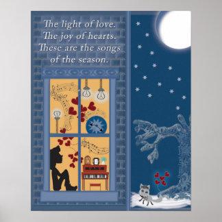 Pôster Luz do amor