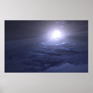 Poster Mar do Moonbeam