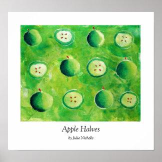 Poster Metades de Apple
