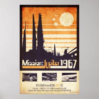 Pôster Missão: Jupiter 1967