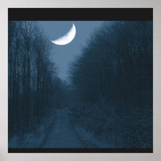 Poster moon naight