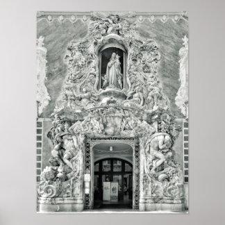 Pôster Museu Gonzalez Marti em Valência