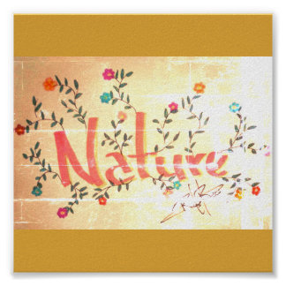 Poster natureza