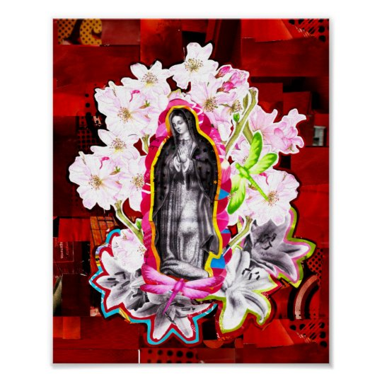 Pôster Nossa Senhora de Guadalupe (Our Lady of Guadalupe)