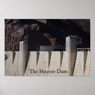 Pôster O barragem Hoover