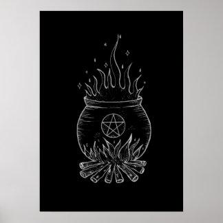 Poster O caldeirão da bruxa