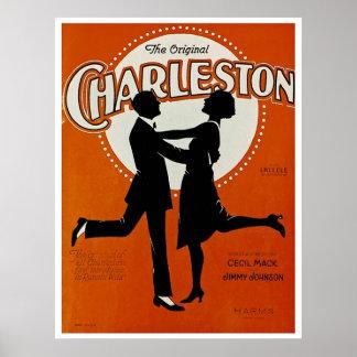 Pôster O Charleston original
